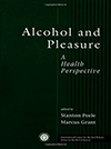 Cover of Alcohol and Pleasure