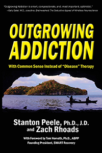 Cover Outgrowing Addiction
